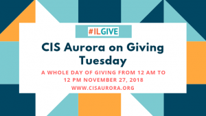 It's time for the #ILGIVE campaign