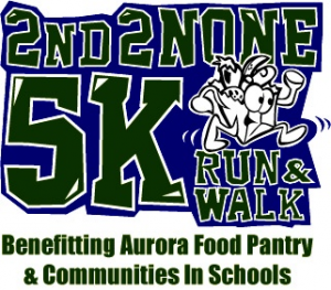 2nd2None 5K Run & Walk - 2014 Logo